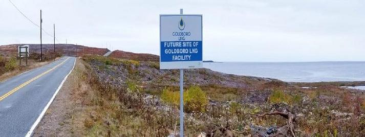Проект Goldboro LNG компании Nova Scotia откладывается вследствие Covid-19