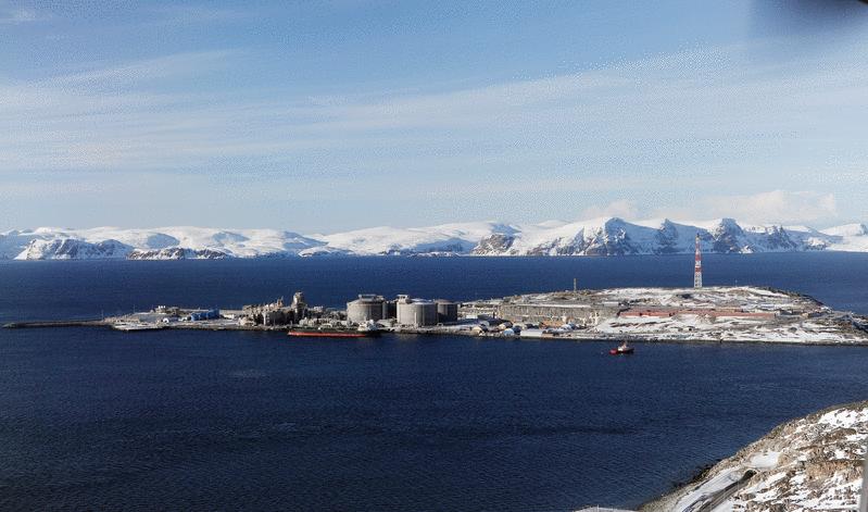 Equinor перезапустит Hammerfest LNG на три недели позже, чем планировалось