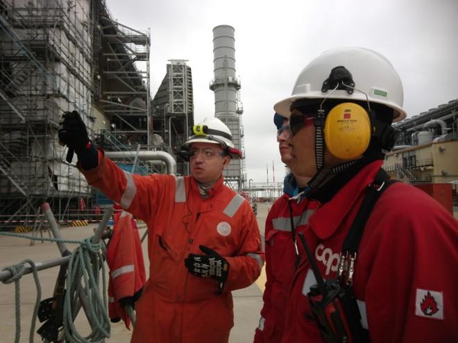 На сахалинском заводе СПГ модифицируют компрессор MAN