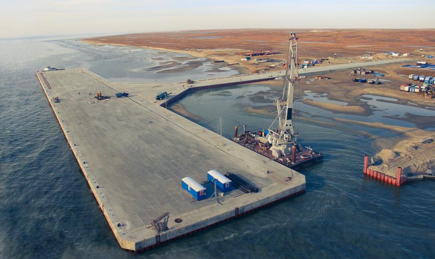Терминал «Утренний» для Арктик СПГ 2 построит «Межрегионтрубопроводстрой»