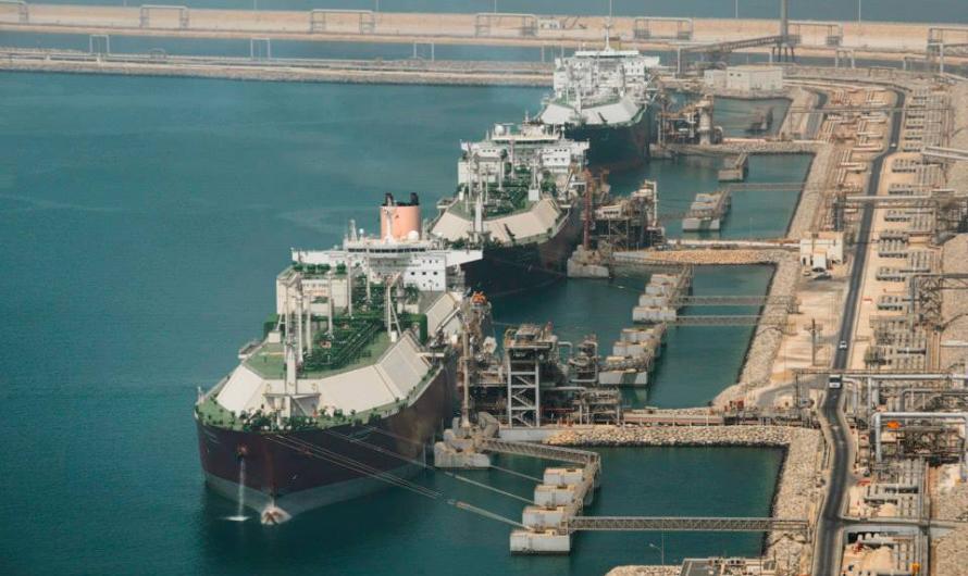 Qatar Petroleum вложит 19 миллиародов в строительство более 100 новых газовозов