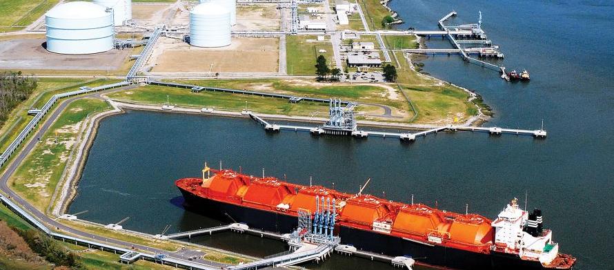 Elba Island LNG получила разрешение подать сырьевой газ на линию 9