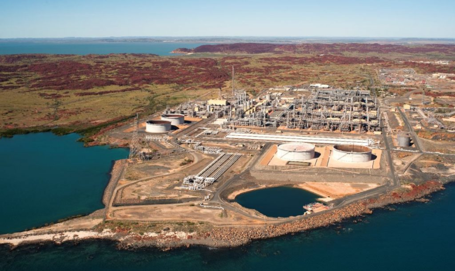 Chevron продает свою долю в проекте North West Shelf LNG, но не уходит из Австралии