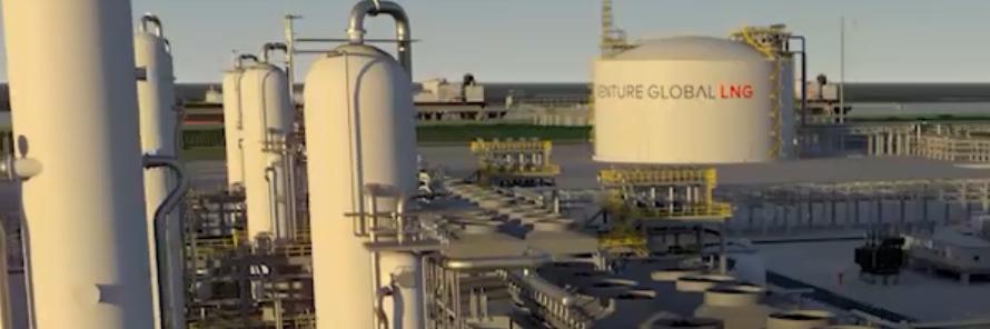 Venture Global начинает работы на площадке Plaquemines LNG