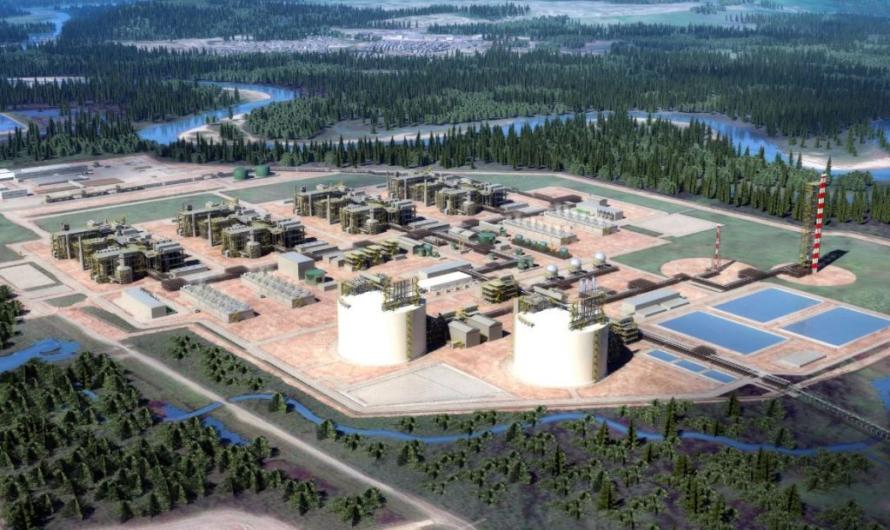 Coastal GasLink начал прокладку газопровода для LNG Canada