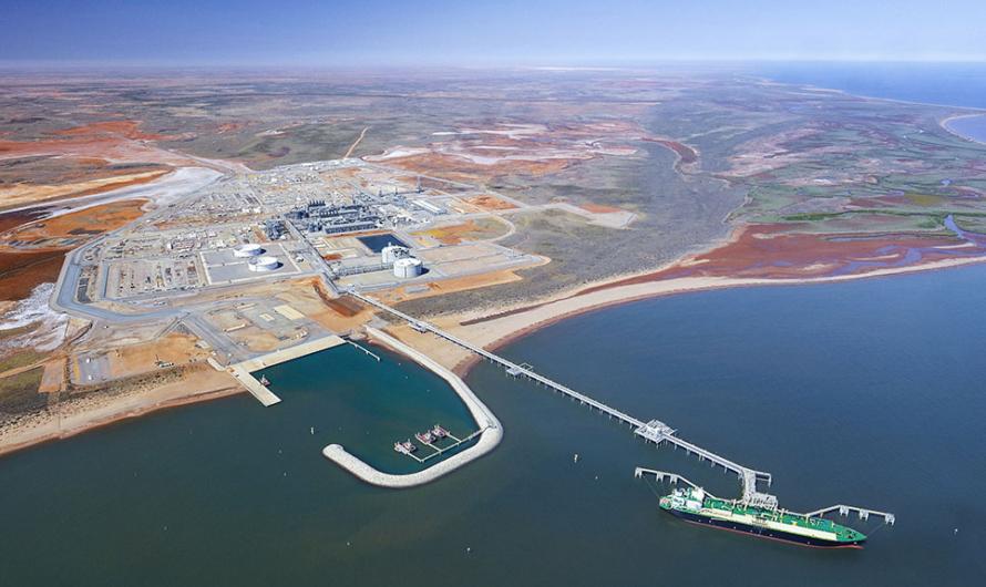 Chevron готовится к расширению проекта Gorgon LNG