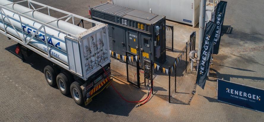 Renergen и Total подписали Южно-Африканский СПГ пакт