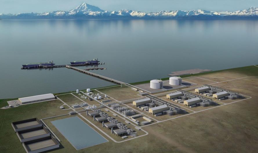 Оценка стоимости проекта Alaska LNG снижается