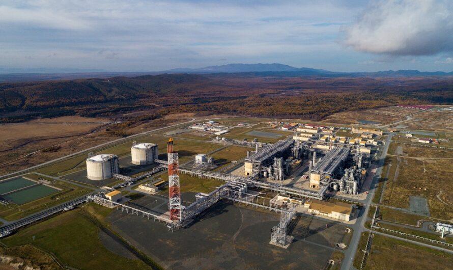 «Sakhalin Energy» завершила комплексное плановое ТО на Сахалине 2