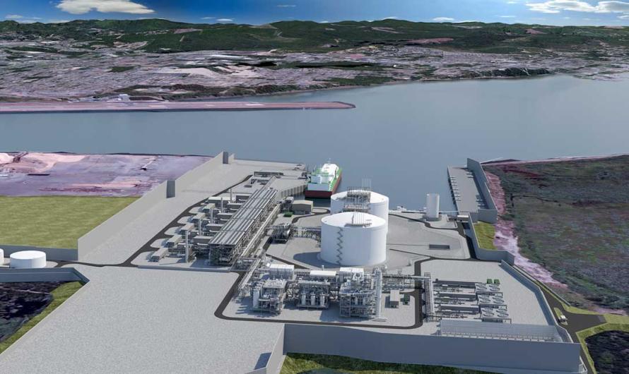 С большой задержкой проект Jordan Cove LNG получил одобрение властей