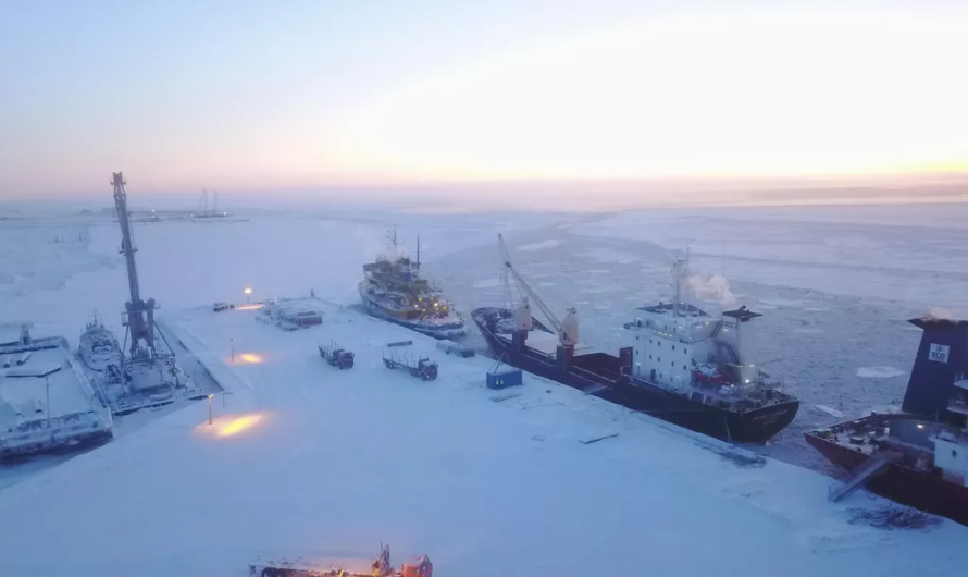 Контракт на строительство терминала «Утренний» стоимостью 95,7 миллиардов рублей подписан