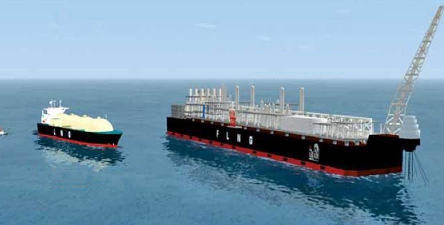 Индонезийский регулятор подтвердил факт переговоров о выходе Shell из проекта Abadi LNG