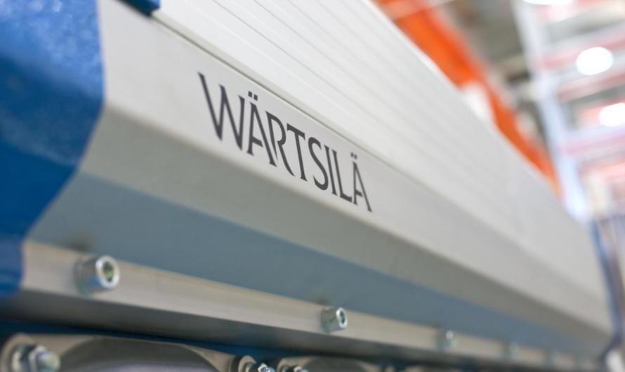 Wärtsilä начинает испытания морского двигателя на амиаке
