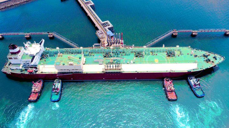 BP и ENN подписали соглашение о поставках газа в Гуандун