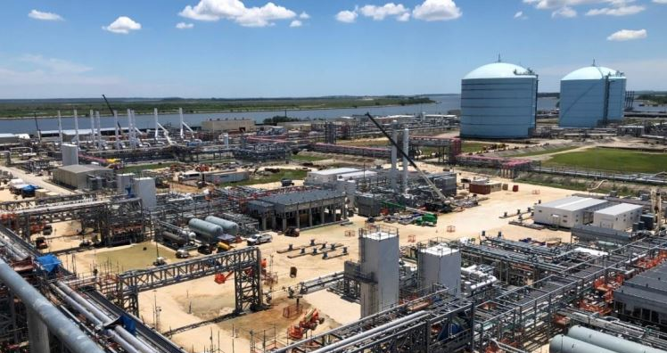 Kinder Morgan запускает еще одну линию завода Elba Island LNG
