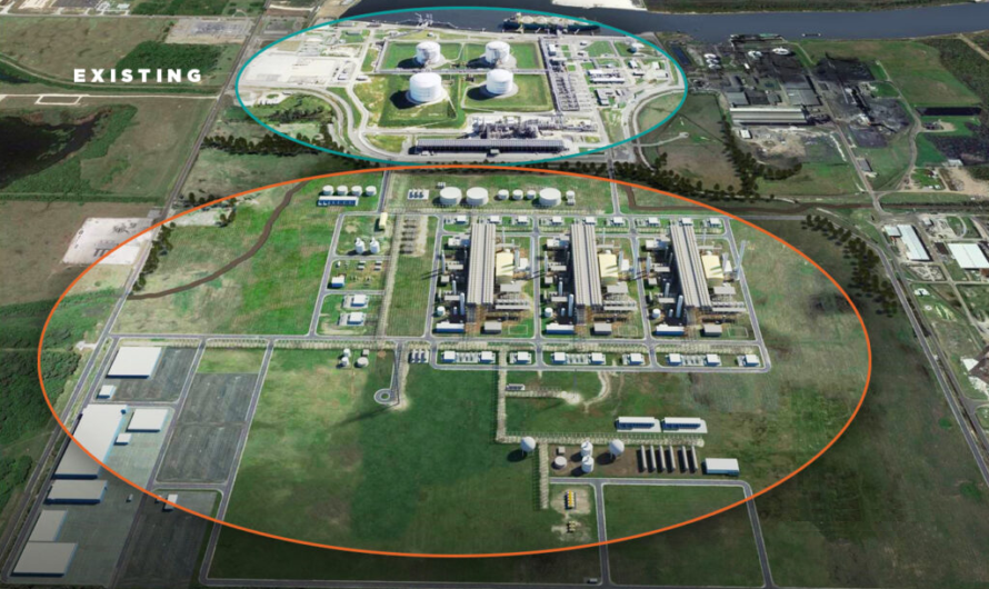Energy Transfer подбирает генподрядчика для Lake Charles LNG