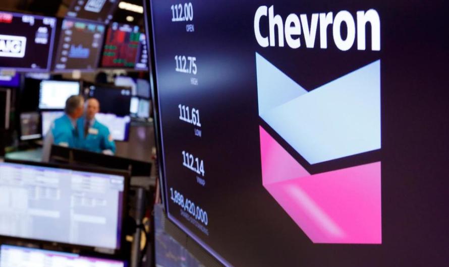 Chevron покупает Noble Energy за 5 миллиардов, увеличивая доказанные запасы на 18%