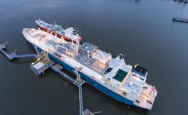 Литва перешла на СПГ, остальная Прибалтика увеличила закупки у «Газпрома»