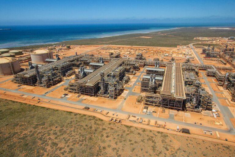 Chevron перезапустит вторую линию Gorgon LNG в сентябре