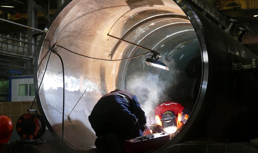 Уралхиммаш изготовит сепараторы для обустройства Салмановского месторождения компании НОВАТЭК