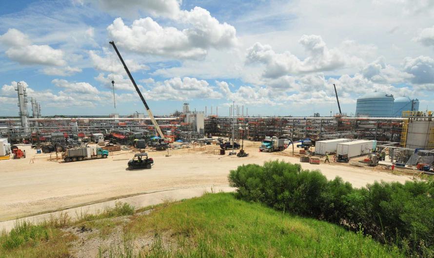 Kinder Morgan сообщает о готовности к эксплуатации 9 линии Elba Isand LNG