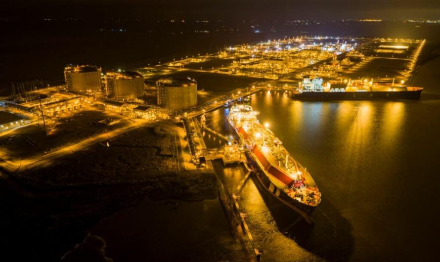Sempra начинает коммерческую эксплуатацию всего завода Cameron LNG