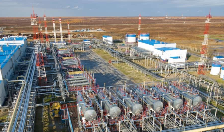 Ввод комплекса СПГ на КС Портовая перенесен на 2021 год
