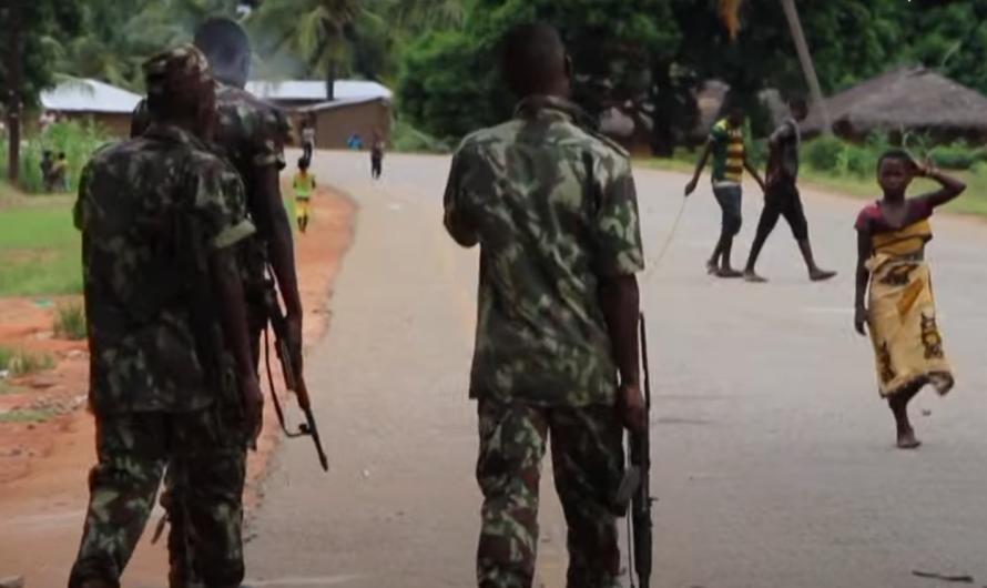 Боевики захватили Мосимбоа-да-Прая, ключевой город для Mozambique LNG