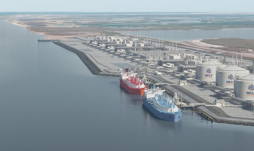 NextDecade получила одобрение на изменения проекта Rio Grande LNG