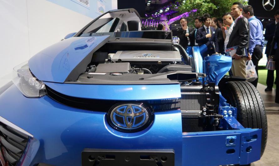 Китай вводит новую политику по увеличению продаж водородных автомобилей