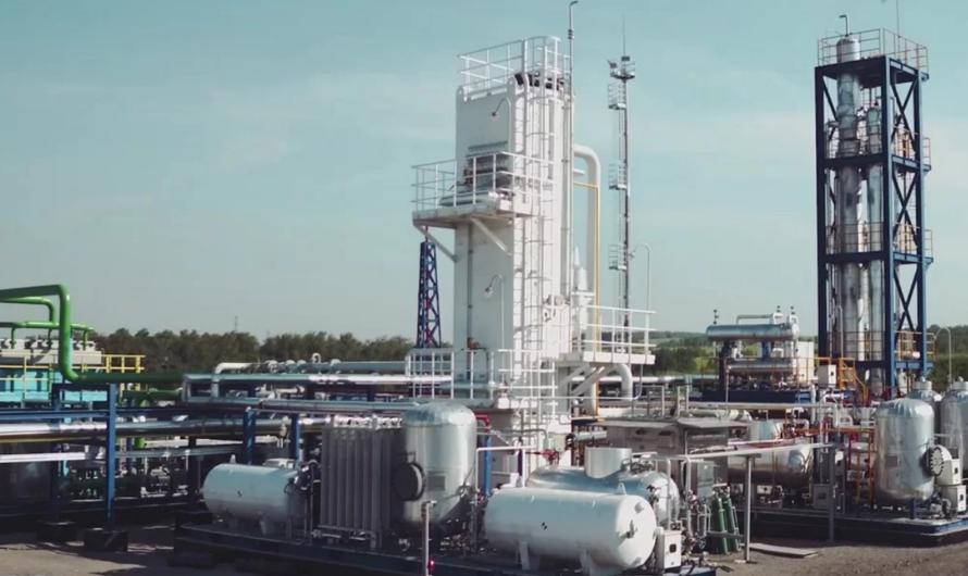 """Компания """"Сибирь-Энерго"""" впервые отгрузила СПГ в Монголию"""