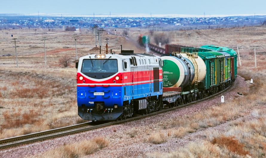 Казахстанские железные дороги намерены использовать СПГ