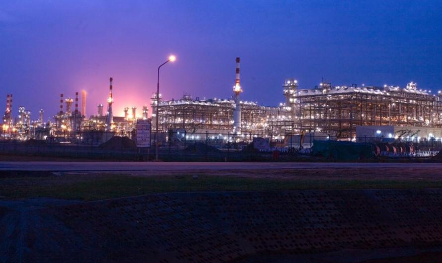 Siemens поставит компрессор отпарного газа для линии 7 Nigeria LNG