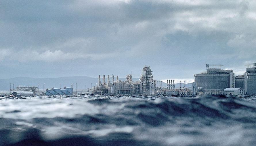 Ситуация на Hammerfest  LNG под контролем