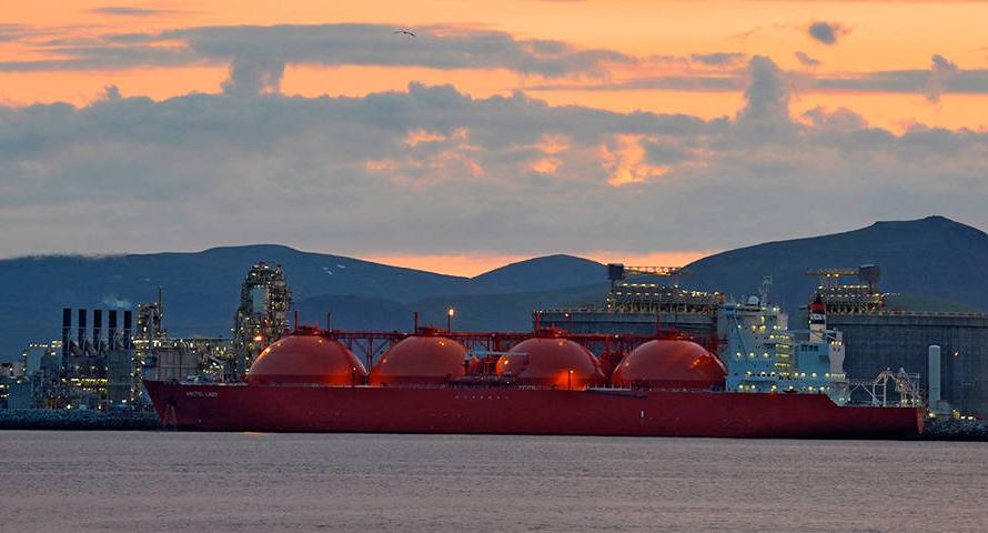 От Equinor ждут объяснений из-за утечки на заводе Hammerfest LNG