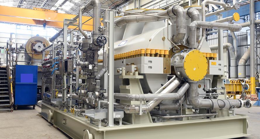 Baker Hughes поставит турбины и компрессоры для Qatar Petroleum