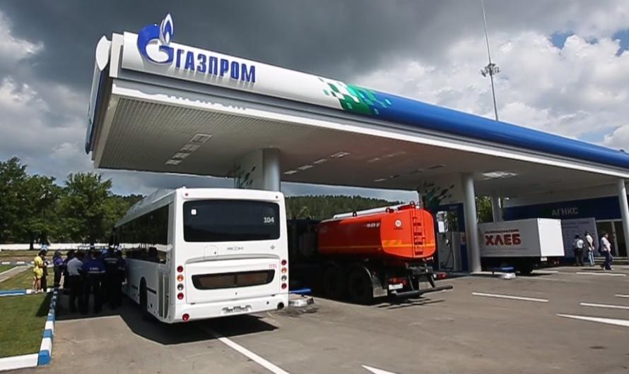 АГНКС «Газпром» в Татарстане оснастят криоблоками в 2021 году