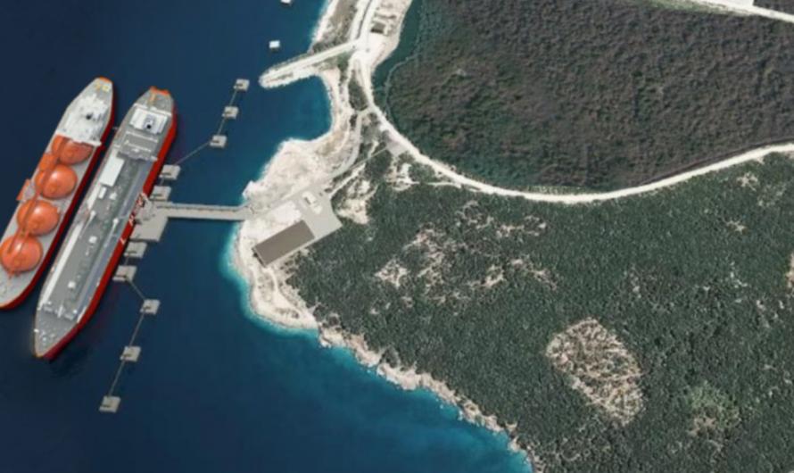 FSRU для первого в Хорватии СПГ терминала почти готов