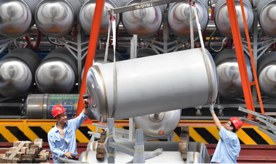 Китай переживает экспансию малотоннажного СПГ производства и экспорта