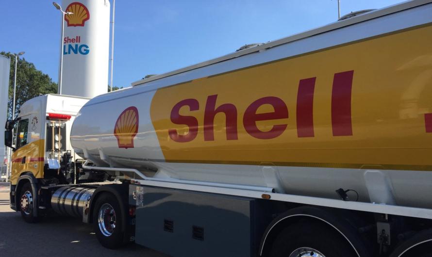 Shell открывает свою пятую СПГ АЗС в Германии