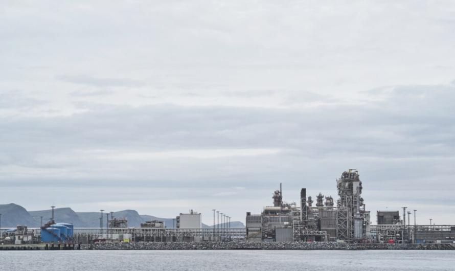 Equinor планирует избавиться от газовых турбин на Hammerfest LNG