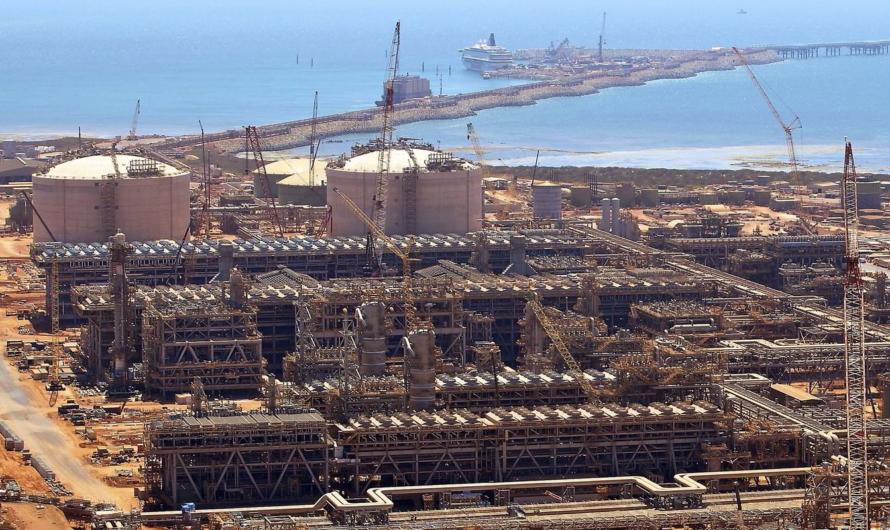 Chevron снова откладывает перезапуск второй линии Gorgon LNG