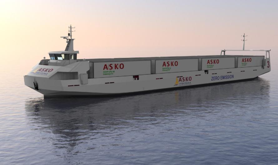 Wilhelmsen и Hyundai Glovis объединяются для проработки использования водорода в качестве судового топлива