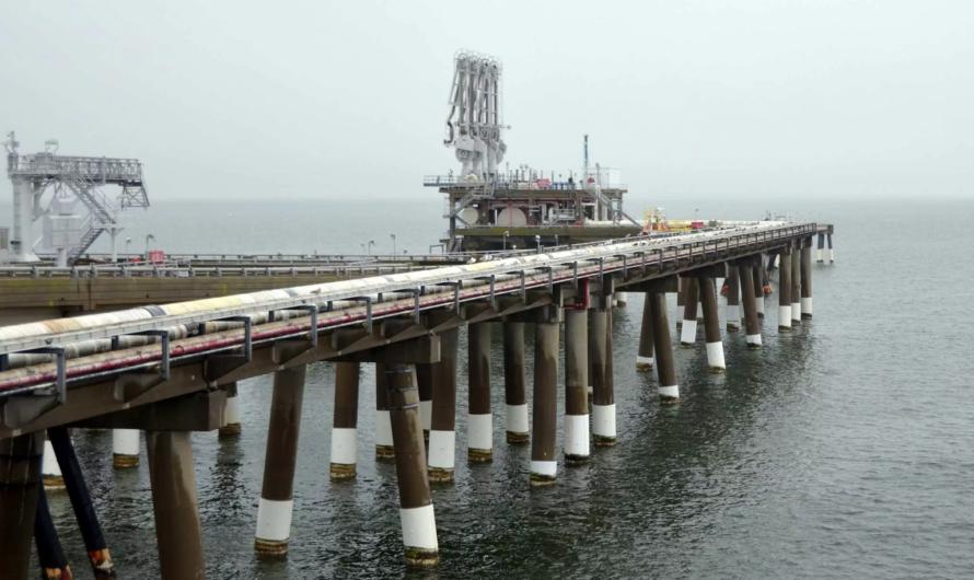 Dominion закрывает Cove Point LNG на ежегодное обслуживание