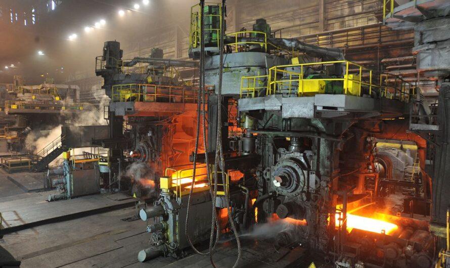 «Северсталь» поставляет металлопрокат для строительства «Арктик СПГ 2»