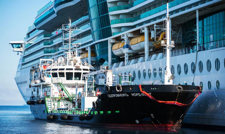 Газпромнефть продолжает движение на рынок СПГ бункеровки