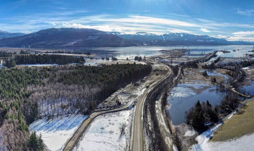 LNG Canada. Быть-ли заводам СПГ на западном побережье Северной Америки?