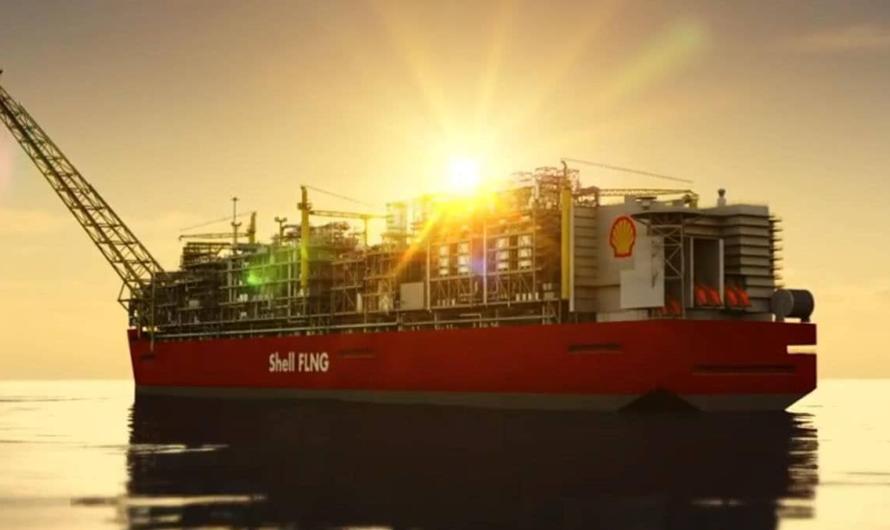 Shell списывает огромные убытки по плавучему СПГ заводу Prelude