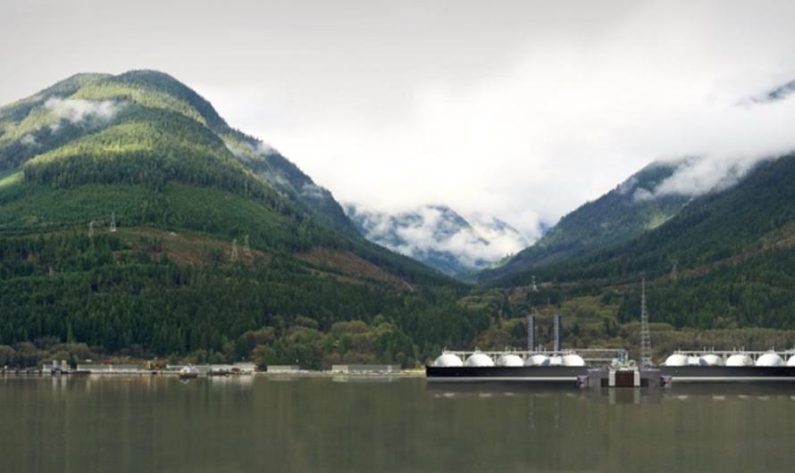 Woodfibre LNG получил разрешение отложить строительство СПГ завода в Британской Колумбии