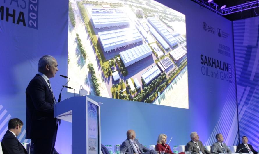 Минэнерго: Производство СПГ на Дальнем Востоке может достичь 22 Мт в год к 2027 году